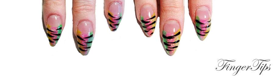 Fluoro Tiger